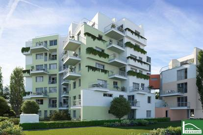 FLAIR CITY LIVING! Moderne Neubau-Erstbezugswohnungen in ruhiger Lage! AB SOFORT
