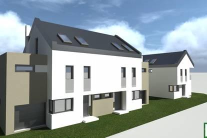 Fernblick- Designerhaus mit Balkonen, Terrasse, Pool und Garage!