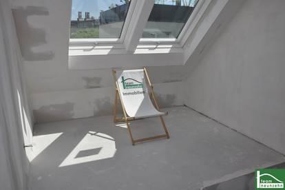 Investment zum Vermieten mit USt. Ausweisung direkt bei der U3! Garten + Loggia + Balkon