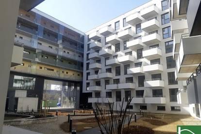 Perfekte 2-Zimmer Wohnung ~ Neubau Erstbezug ~ mit Schloßberglick ~ die Reininghausgründe Graz