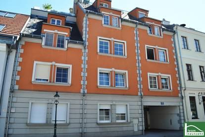Wintergarten mit 3 Zimmer - Zentral in Klosterneuburg! Atemberaubende Zimmergrößen! Gemeinschaftsgarten!