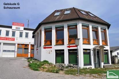 Industriegelände Donnerskirchen! Geschäft, Lager, Büro, Werkstatt ! Ab 25€ Netto/Monat! 10m² - 1500m²! 10 min nach Eisenstadt!