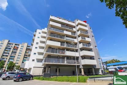 Top Neubauwohnung! // 2-Zimmer mit Südost-Balkon! // idealer Grundriss! // perfekte Infrastruktur!