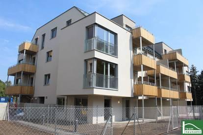 !!MODERNES WOHNJUWEL im Grünen 21. Bezirk - Dachgeschosswohnung - Provisionsfreier Neubau - Mit Balkon - Küche inkludiert!!