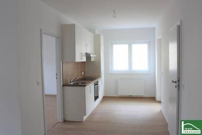Erstbezug! Moderne 4 Zimmer Wohnung inklusive Küche und Dachterrasse! Neubauprojekt in Top Lage!