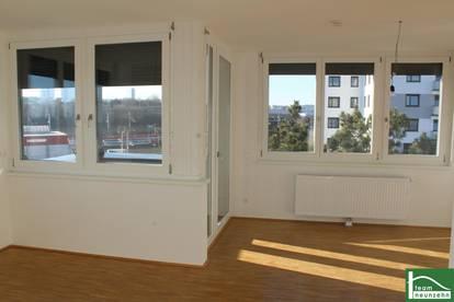 Wohnen wie im Paradies im gefragten 11. Bezirk! Moderne Dachgeschoss-Genossenschaftswohnung mit traumhaften Ausblick!