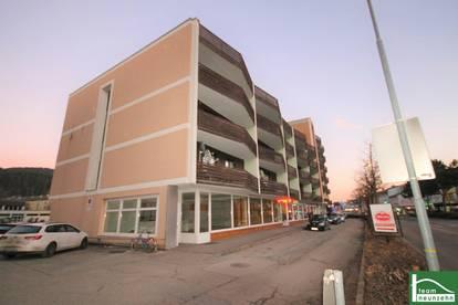 1-3 Zimmerwohnungen mit Freiflächen in Top Lage