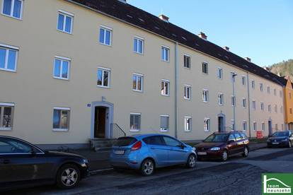 Sanierte-, Erstbezugs-, 2-4 Zimmer-Wohnungen!!!