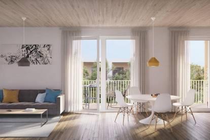 AUFGEPASST! Neubau Eigentumswohnung – Provisionsfrei für den Käufer! – Gartenwohnungen verfügbar!