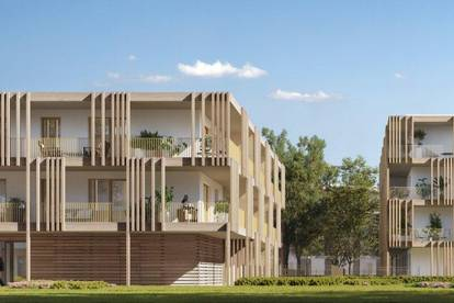 Provisionsfrei – Leben im Grünen - Exklusives Neubauprojekt – NACHHALTIG KAUFEN - PROVISIONSFREI!!