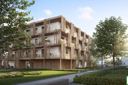 Neubau & Provisionsfrei! – moderner Hozmassivbau – Gartenwohnungen verfügbar