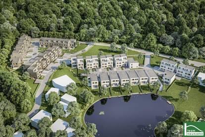 Schlosspark Seequartier! Wohnen mit Flair, Stil, und RUHELAGE! Wohnen am Wasser! Höchste Lebensqualität garantiert