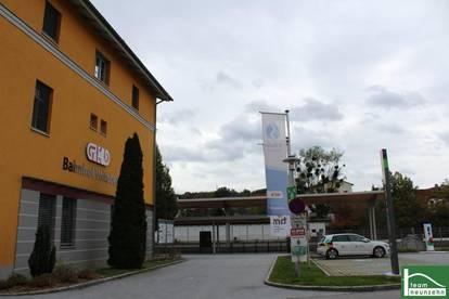 Bahnhof VOR DER TÜRE! Zentrale 2 Zimmer