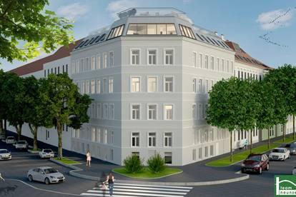 Kleinwohnungen neben der U-Bahn mit Ausblick zum Kahlenberg und Altwiener-Flair! Sanierter Altbau! Hochmoderne Erstbezugs-Wohnungen!
