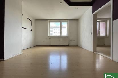 Unbefristete 3-Zimmer Wohnung mit Aufzug - BASTLERHIT IN MÜRZZUSCHLAG