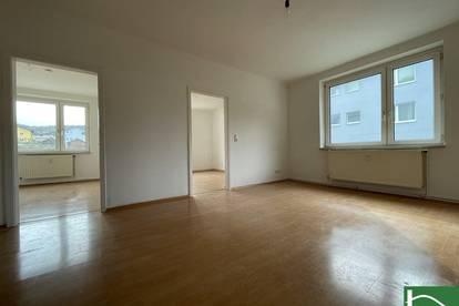3 Zimmer - mit Aufzug - SANIERT! UNBEFRISTET & PROVISIONSFREI! Jetzt einziehen und 3 Monate gratis wohnen! MÜRZZUSCHLAG - PROVISIONSFREI- ZIMMER!