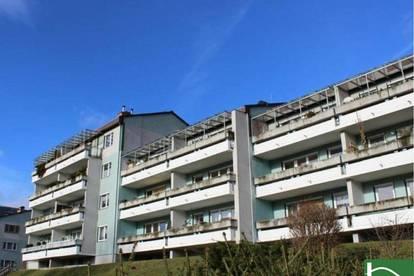 2 Zimmer Wohnung - ZENTRAL BEIM BAHNHOF.