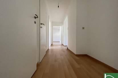 Neubau! Günstige Familienwohnung - optimaler Grundriss