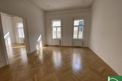 Geräumige Aufteilung! 4 geräumige, vollwertige Zimmer! Traumhafter Altbau!!!