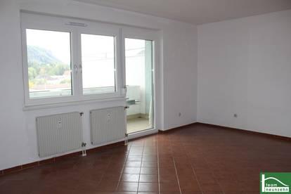 4 Zimmer Wohnung - ZENTRAL BEIM BAHNHOF
