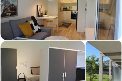 Smart City Graz - Innovatives Wohnreal mit großzügigen Grünflächen - Provisionsfreie Erstbezugswohnungen mit Balkon - Top Ausstattung.