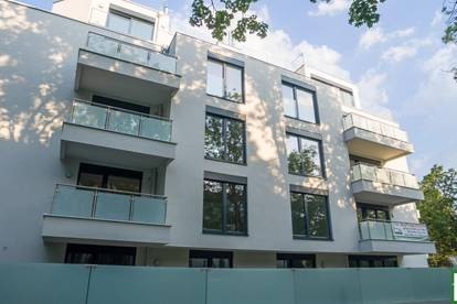 TOP LAGE IM 19 BEZIRK! Charmanter 39 m2 Neubau mit Komplettküche, Fußbodenheizung, Aussenbeschattung!