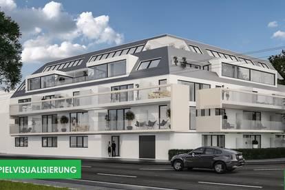 Provisionsfreie 2-Zimmer Wohnung zum Vermieten ab 121.875,-- Euro!