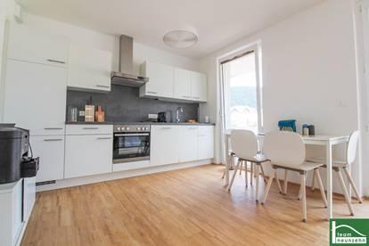 Alles was das Herz begehrt! - 2 Schlafzimmer + Wohnküche - große Sonnenterrasse - provisionsfrei!