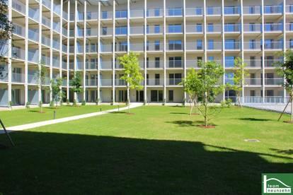 Modern Wohnen in der Smart City in Graz! Coole 3-Zimmer-Wohnung mit riesen Balkon! Provisionsfrei!