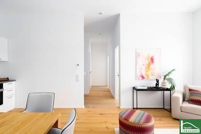 Fragen Sie jetzt an! Wohnen an der Traisen! Moderner Neubau in attraktiver Lage! ERSTER MONAT MIETFREI!