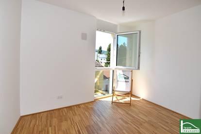 SCHNELL SEIN - WOHNUNG SICHERN! - Tolle Wohnung mit ruhig gelegener 8 m² Loggia! - Eden 13! - ERSTBEZUG!SOFORT BEZIEHBAR!