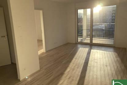 Smarte Lösungen für gesteigerte Lebensqualität! Traumhafte 2-Zimmer-Wohnung mit Balkon und funktionalem Grundriss! Überzeugen Sie sich selbst!