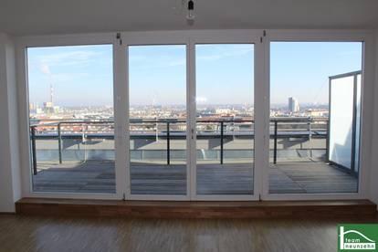 Koffer packen und einziehen - Moderne Dachgeschoss-Genossenschaftswohnung mit traumhaften Ausblick! Exklusive Ausstattung!
