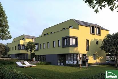 MASSIVBAU MIT STIL - Doppelhaushälfte mit Garten - Gute Anbindung - Schöne Lage