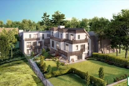 Traum 5 Zimmerwohnung mit 4 Schlafzimmer + Terrasse - Balkon - 290m2 Eigengarten! PROVISIONSFREI - Schlüsselfertig! Kurz vor Fertigstellung!