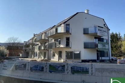 Provisionsfreie 3-Zimmer Balkon- und Terrassenwohnung zum Vermieten! südseitig! Nähe Wien!