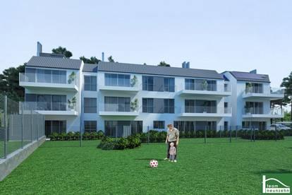Provisionsfreie 3-Zimmer Balkon- und Terrassenwohnung mit einer südseitigen Ausrichtung!