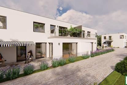 Wohnen mit Stil - TOP BAHN Verbindung - Ziegelmassivhaus mit schönem Grünblick