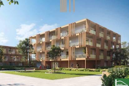 Provisionsfrei – Leben im Grünen - Exklusives Neubauprojekt – Baubeginn ist bereits erfolgt!