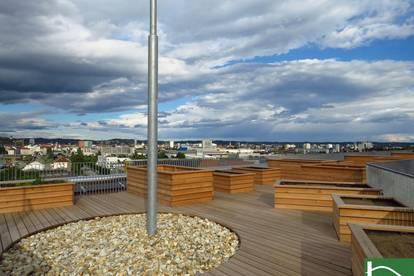 Die höchste Wohnqualität - 2-Zimmer Erstbezug mit Balkon - top Innenausstattung! - sonniger Südbalkon! WOHNTRAUM!