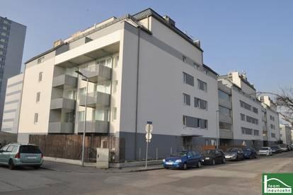 Neubau in Top-Lage - Modernes Wohnen im schönsten Teil St. Pöltens - Loggia