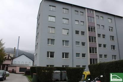 MÜRZZUSCHLAG - UNBEFRISTET - 3-ZIMMER - BASTLERHIT!