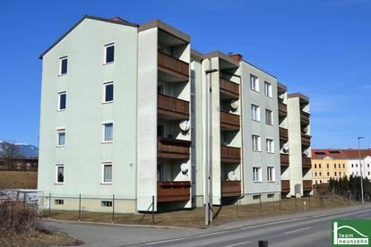 Eigentumswohnungen in zentraler Lage in Knittelfeld – mit perfekter Infrastruktur und Murblick!!