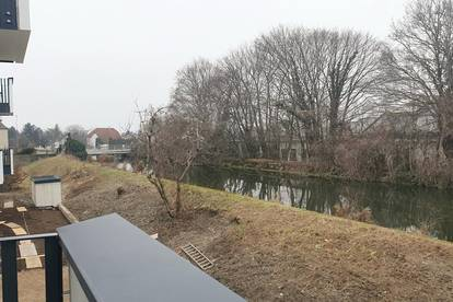 2 Zimmer mit Balkon - fußläufig zum Bahnhof! schöner Ausblick zum Wasser!