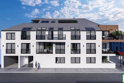 Attraktives Neubauprojekt in zentrumsnähe Stockerau!