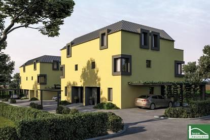 !ERSTBEZUG!- Designerhaus! mit Carport, Terrasse und Garten!