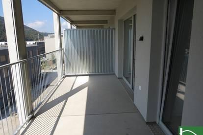 Innerhalb von 2 Wochen bezugsbereit! ~ 2-Zimmer Neubau Wohnung in der Smart City! ~ keine Provision! ~ top Ausstattung und großer Balkon!