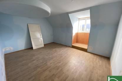 Unbefristete 2-Zimmer-Wohnung! Für Selbermacher!