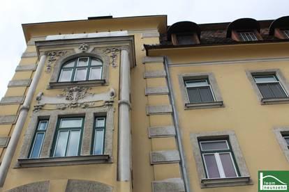 Traumhafter Donaublick! Geräumiges Aufteilung! Charmante 2 Zimmer Wohnung!