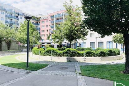 Frischer Wohnflair im gefragten 20. Bezirk - Top Neubau-Projekt in ruhiger Lage - Wohnen nahe der Millenium City